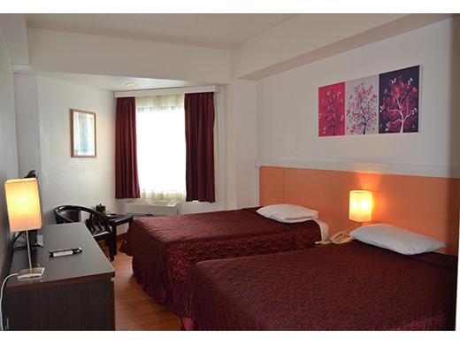 グランドプラザホテル 客室の一例