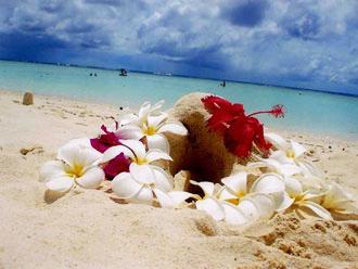 ビーチイメージ 提供:グアム政府観光局
