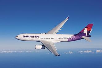 ハワイアン航空(イメージ)