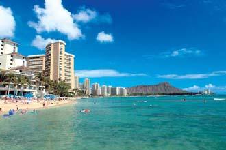 【夏売り!】ハワイ 5・6・7日間 到着日はタクシーで空港からホテルまでお送りします!<デルタ航空利用>