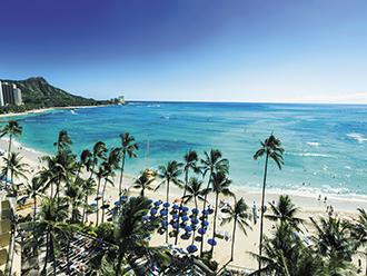 どこに行こうか迷ったら…お盆休みはハワイへ!