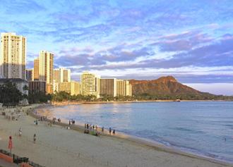 年末年始に行くハワイ ホノルルステイ 5日間