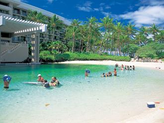 ラグーン/ヒルトン・ワイコロア・ビレッジ/ハワイ島
