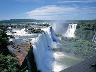 イグアスの滝(イメージ)