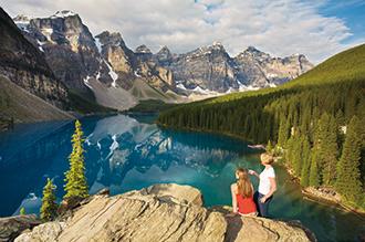 (C)Banff Lake Lo