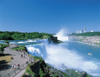 ナイアガラの滝(イメージ)