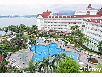 ★香港ディズニーランド・ホテル