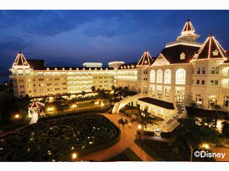 ★香港ディズニーランド・ホテル(