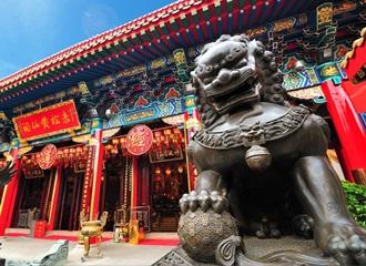 黄大仙(イメージ)提供:香港政府観光局