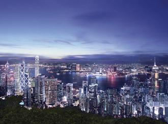 キャセイパシフィック航空ビジネスクラスで行く 香港