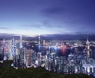 香港夜景/イメージ