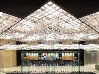 ザ・カオルーンホテル/ロビー