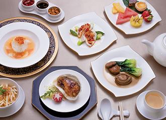 1度は食べてみたい「憧れのレストラン」での食事付!はじめての香港 美食物語