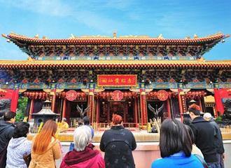 香港で迎えるお正月 4日間<香港ディズニーランド観光にもご案内>