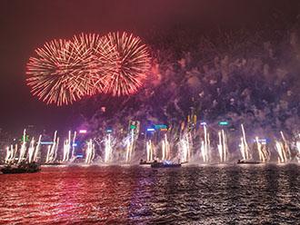 【12/30・31出発】 年末年始に行く フリープラン香港 4日間
