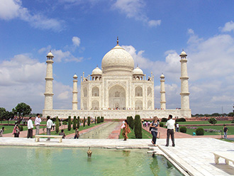 ひとり旅で行くインド