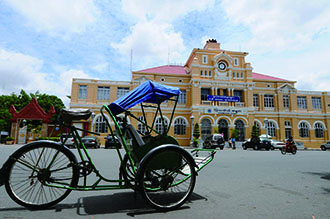 中央郵便局(イメージ)