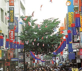 明洞(ミョンドン) : 【韓国】初めてのソウル旅行!おすすめ ...
