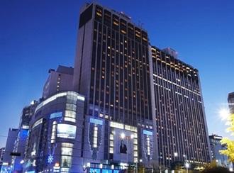 ロッテホテル・ソウル(外観)