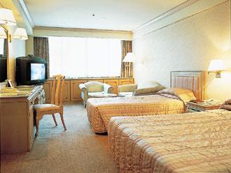コリアナホテル お部屋の一例