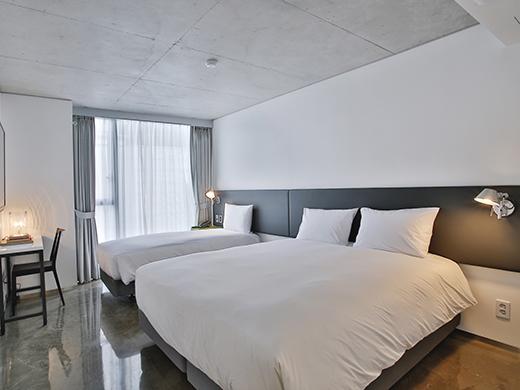 クレトホテル明洞(客室の一例)