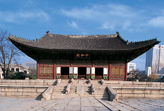 ソウル 徳寿宮