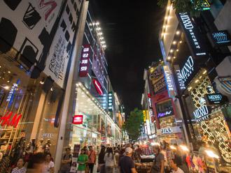 明洞イメージ 写真提供:韓国観光公社