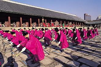 宗廟大祭とソウル・水原