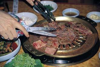 焼き肉のイメージ