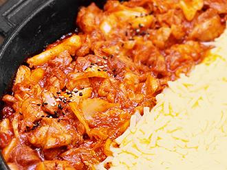 アジアの食卓inソウル 3日間 <大人気!チーズタッカルビやソルロンタンを満喫>