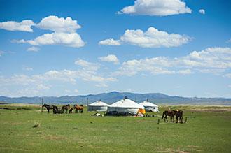 モンゴル(イメージ)