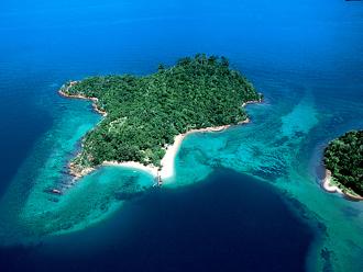 ゴールデンウィークに行くボルネオ島