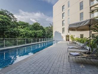 ベイホテルシンガポール/プール