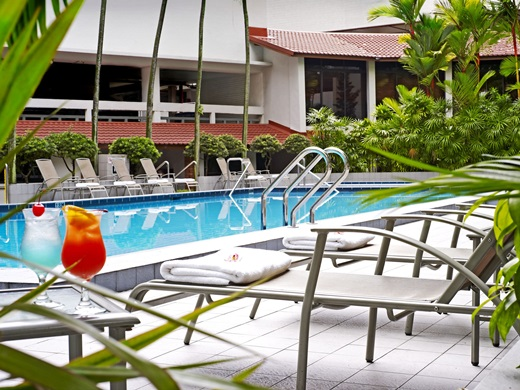 プール/ヨーク・ホテル・シンガポ