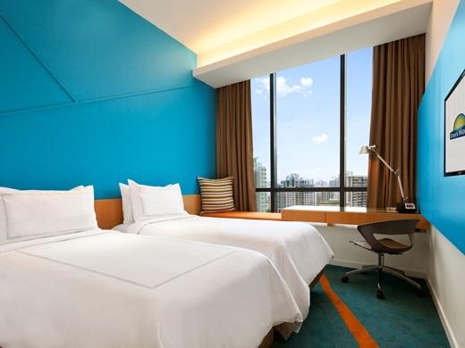 デイズホテル・シンガポール 客室