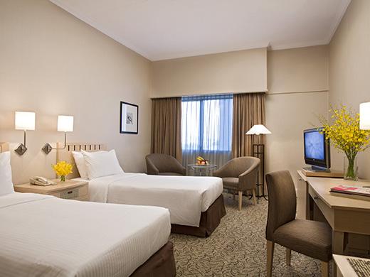 ヨークホテル・シンガポール/スー