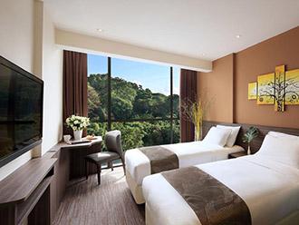お部屋の一例/ベイホテルシンガポ
