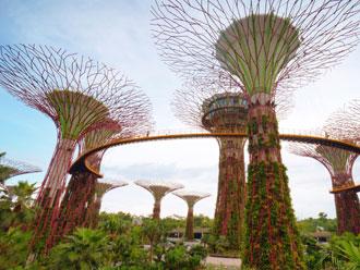 クリッキー シンガポール4・5・6日間<見どころ満載!シンガポール>