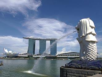 シンガポール マリーナベイエリア