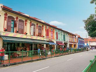 ビジネスクラスで行く シンガポール 4日間