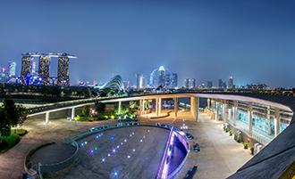 【夏売り!】シンガポール 4・5日間 <マリーナ・ベイ・サンズ宿泊/朝食&送迎付フリープラン>