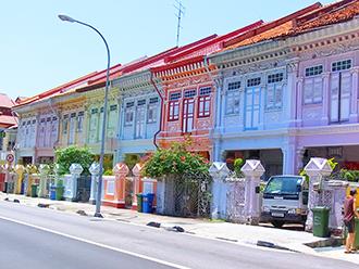 カトン地区の街並/イメージ