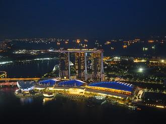 【夏売り】シンガポール航空直行便 ビジネスクラスで行く シンガポール 4日間