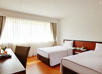 ナライホテル/客室の一例