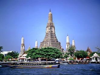 ワット・アルン 写真提供:タイ政府観光局