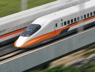台湾新幹線(協力:台湾高速鉄路公司)