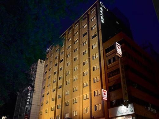 ガーラホテル(慶泰大飯店)/台北