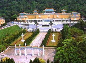 故宮博物館 写真提供:台湾観光協会