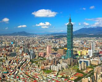 台北の街(イメージ)