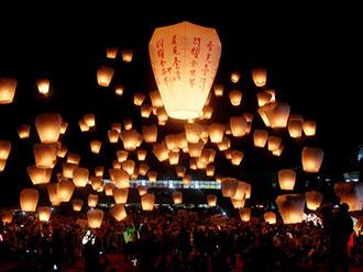 【2/18出発】平渓天燈祭に参加!台湾 3日間 <JAL利用>